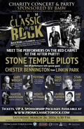 From Classic To Rock - Marten Andersson co-creates/co-produce a unique event as platinum selling Rock Stars and Award Winning Classical musicians come together in a star-studded event to benefit public education programs