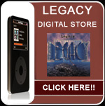Legacy CD now available for Digital Download, Ipod, mp3, wma
