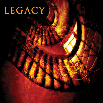 Legacy CD Cover 2005