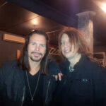Marten with bass brother Sean
