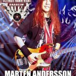 Marten Andersson at the Ultimate Namm Jam