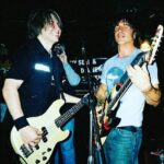 Marten Andersson and George Lynch