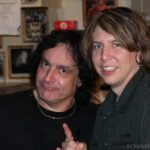Marten Andersson and Vinny Appice