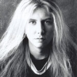 Marten Andersson (Legacy) B&W Promotion Picture. Autographed, and Personalized Marten Andersson publicity photo
