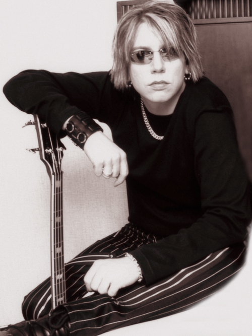 Autographed And Personalized Marten Andersson (Starwood and George Lynch Era) Color Publicity Photo