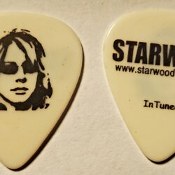 Marten Andersson Starwood Guitar Bass Pick